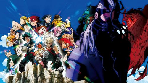FULL_Watch_Online {{My Hero Academia: Heroes Rising}}~2019~