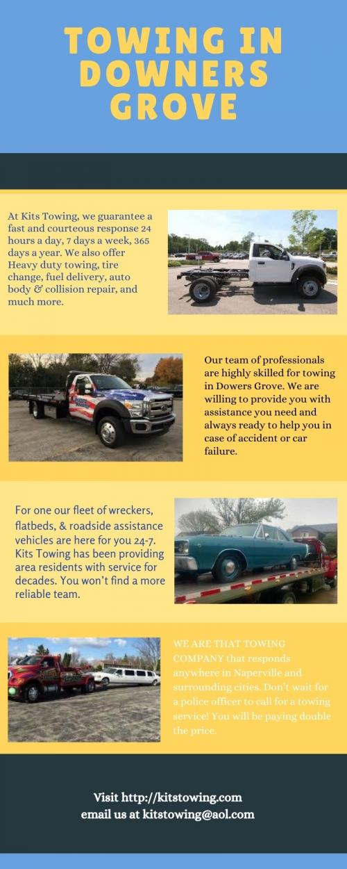 Best Towing  in  Downers Grove