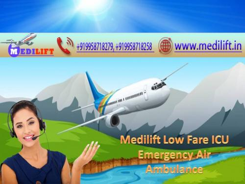 Book Medilift Reliable Ambulance Service in Dibrugarh