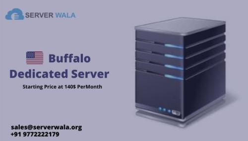 Order Buffalo Dedicated Server at Cheapest Price