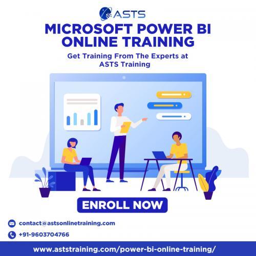 Microsoft-Power-Bi-Training Online