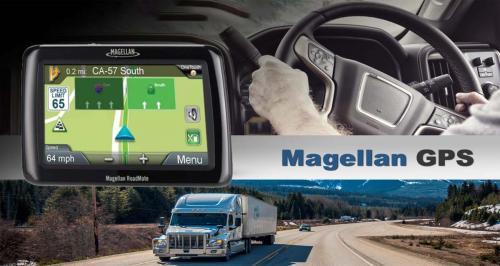 Magellan RoadMate