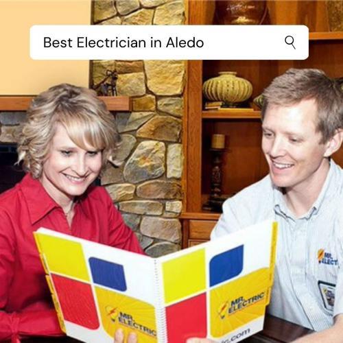 Best Electrician in Aledo