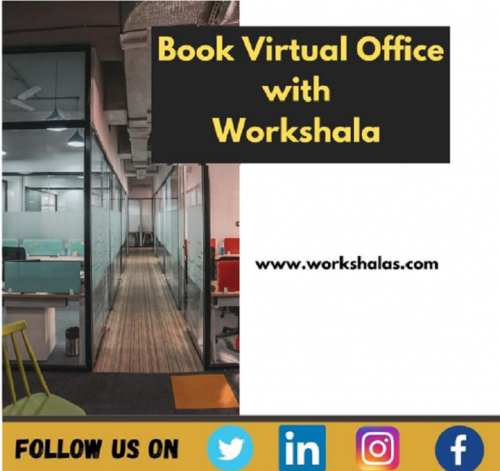 Flexible Coworking Experience in Noida