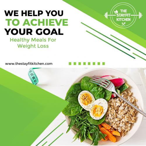 Get Fitness Food Subscription with The StayFit Kitchen