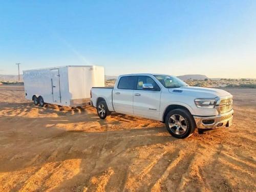 20ft enclosed Cargo trailer