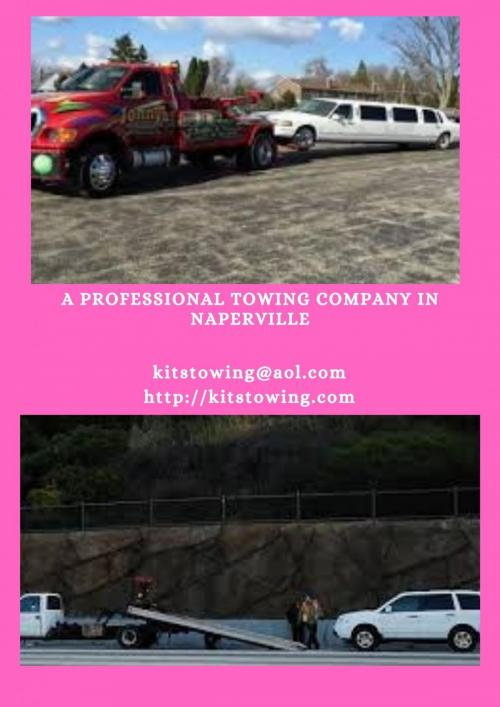 Best Professional Towing Company in Naperville (1)