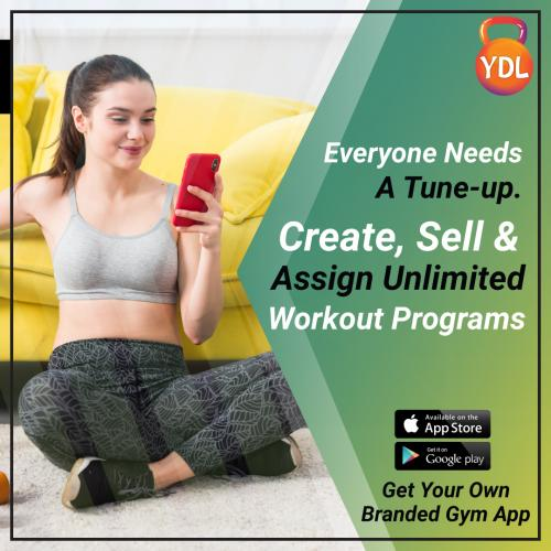 Gym management Software with branded customer & Trainer App