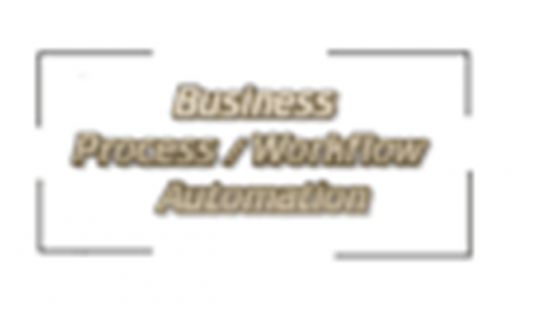 Business Process Automation Consultant