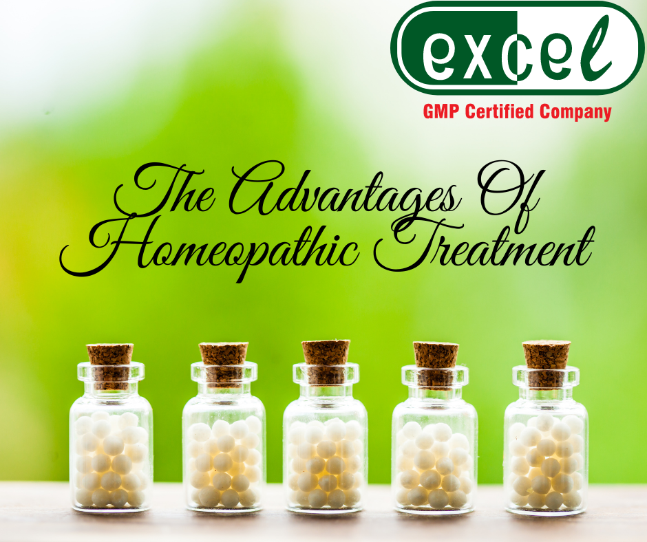 The Advantages Of Homeopathic Treatment
