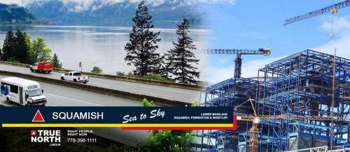 Get Squamish Jobs in British Columbia