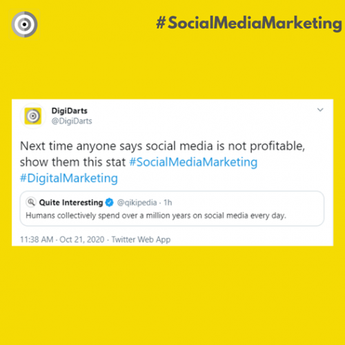 Get top Social Media Marketing Services at DigiDarts