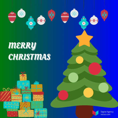 Christmas Wishes from VOCSO