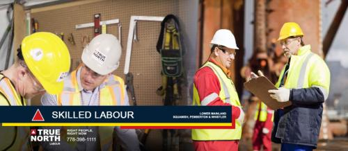Construction Skilled Labour on Demand
