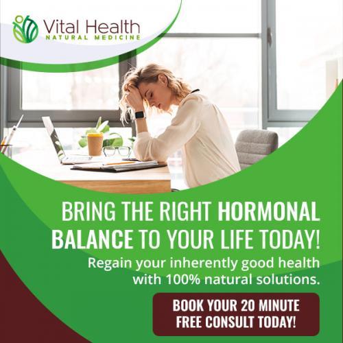 My Vital Hormonal Imbalance