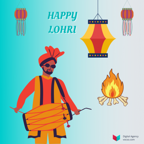 Happy Lorhi Wishes from VOCSO