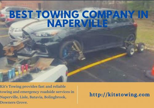 _Best towing company in Naperville