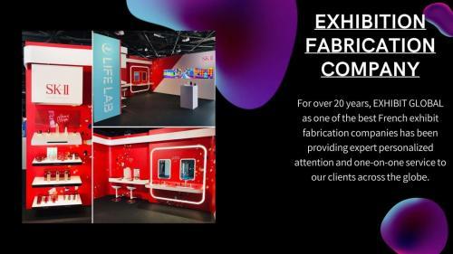 Exhibition fabrication