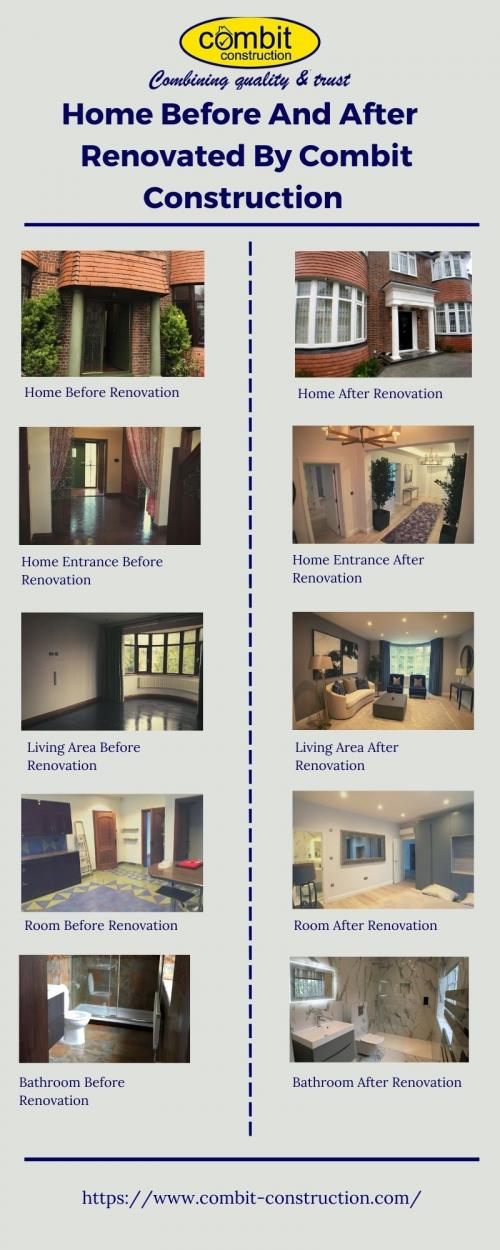 Home Before And After Renovation