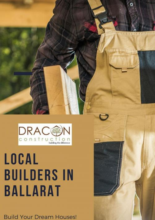 Dracon Local Builders