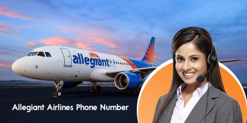 Allegiant Airlines Phone Number Avails You the Best Guidance Ever
