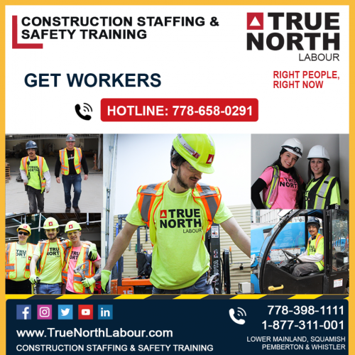 Construction Skilled Workers in Vancouver