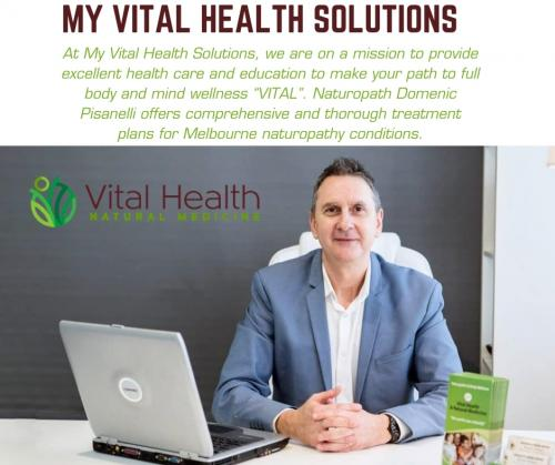 My Vital Health Solutions clinic