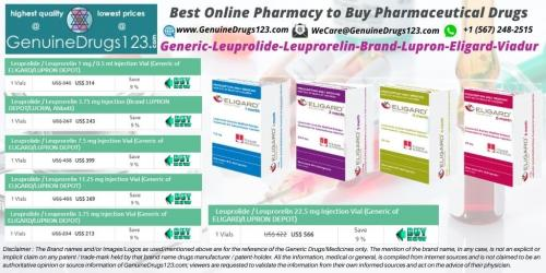 Buy Leuprorelin Lupron Injection Ivf at Lowest Cost Online