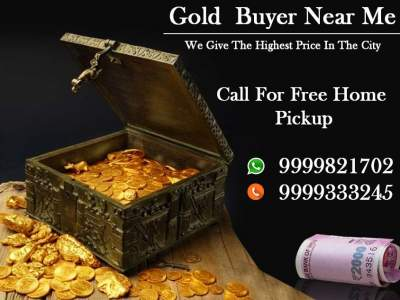 Trusted Gold Buyer in Noida