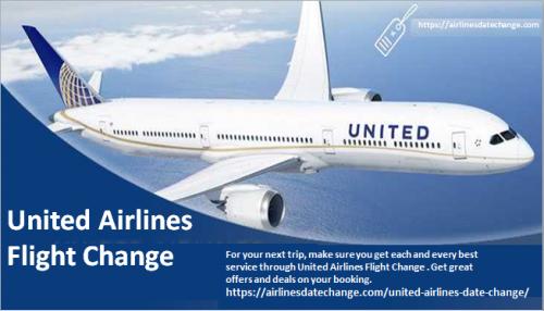 United Airlines Flight Change
