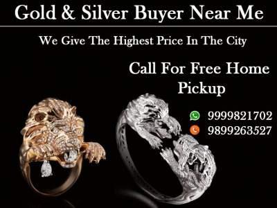 Sell Gold for Cash Online Delhi