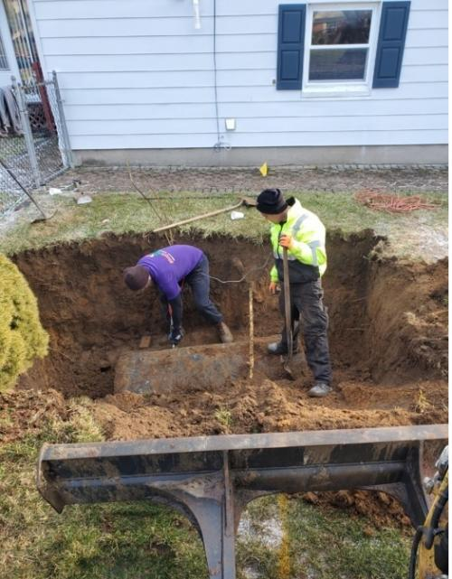 Underground Storage Tank Removal Company in Fairfield NJ