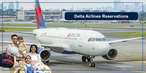 Booking is Easy & Affordable with Delta Airlines Reservations