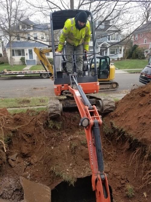 1k Gallon UST Removal in Westfield, NJ