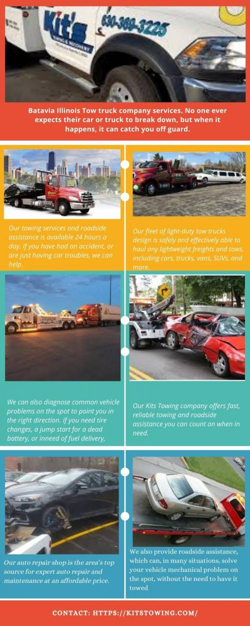 Full-Service Towing and Roadside Assistance