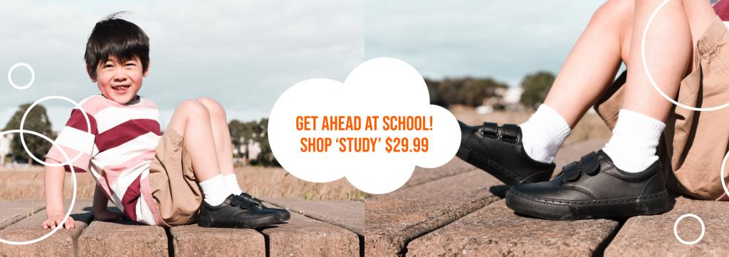 everflex school shoes