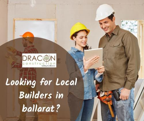 Local Builders Ballarat
