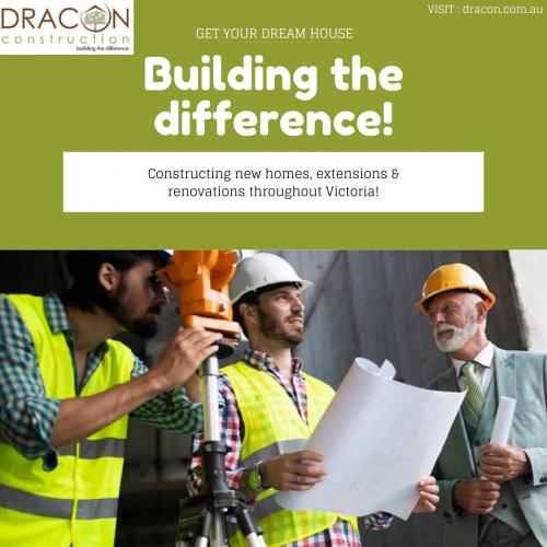 constructing new homes ballarat