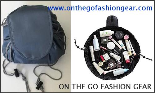 Drawstring Cosmetic Bags