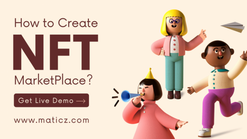 How to Create NFT Marketplace -min