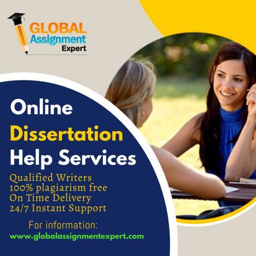 Online Dissertation Help Services