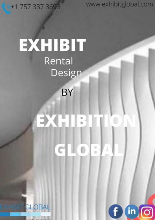 exhibit rental