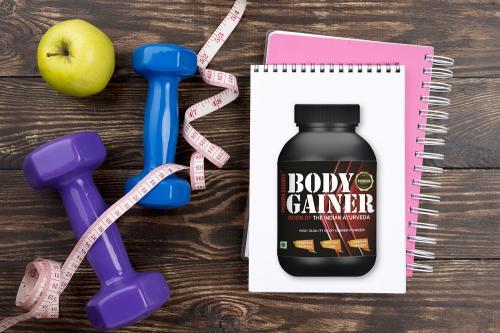 Weight Gainer Protein Supplement -Body Gainer Powder