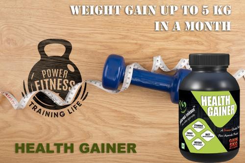 Best Weight Gainer Powder -Health Gainer Ayurvedic