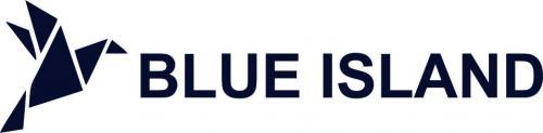 blue island logo size small