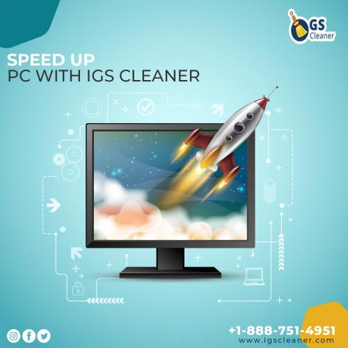 Speed UP PC With IGS Cleaner