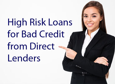 High-Risk Loans for Bad Credit from Direct Lenders - Easy Qualify Money