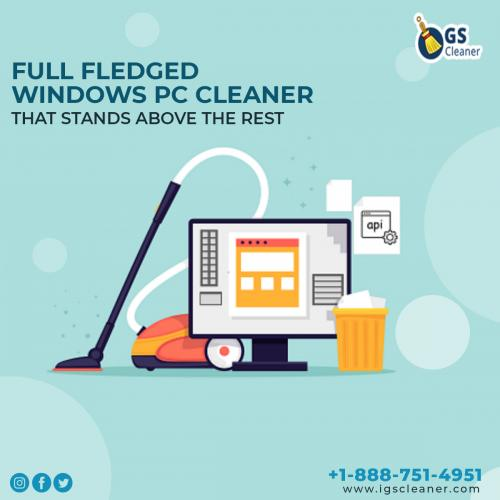 Fully Fledged Windows PC Cleaner