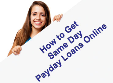How to Get Same-Day Payday Loans Online