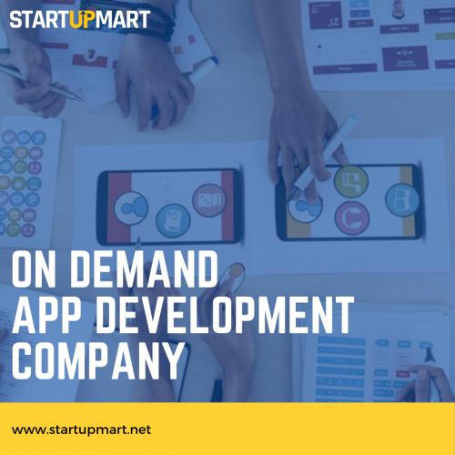 on-demand-app-development-company